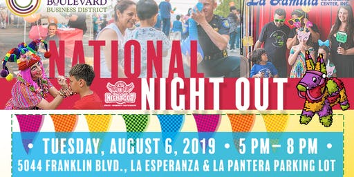 National Night Out *FREE*