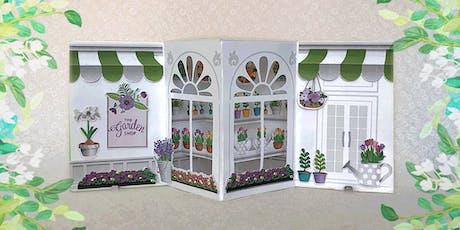 Pop-box Flower Shop tickets