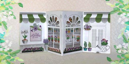 Pop-box Flower Shop