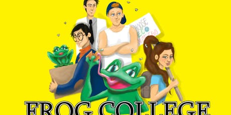 Frog College Premiere Party tickets