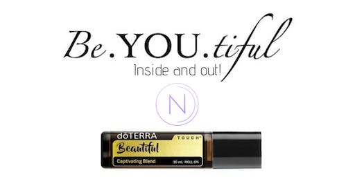 Be-YOU-tiful with Essential Oils