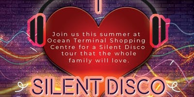 Summer Silent Disco Tour At Ocean Terminal
