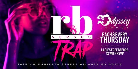 Social Thursdays - R&B vs. Trap tickets