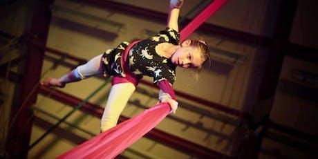 Teen Summer School of Circus  tickets