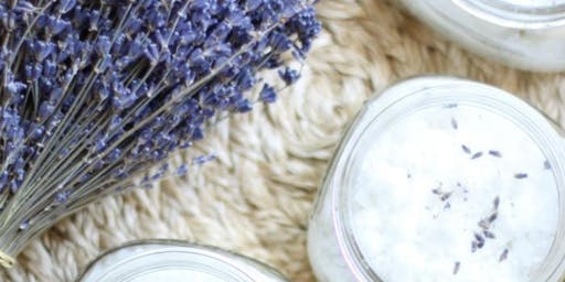 Simple Pleasures in Your Life - Hands on Soap Making and Lavender Scrubs