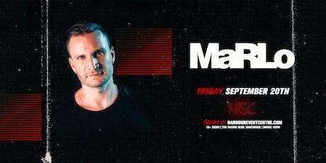 MARLO tickets