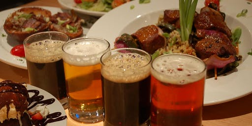 Beer Dinner with 3 Sheeps  Brewing