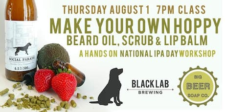 Beer and Beauty Making Natural Skin Care Products tickets