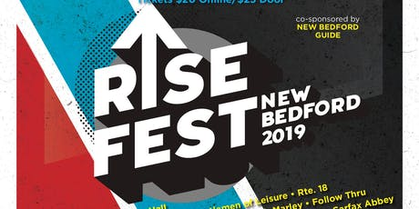 New Bedford RiseFest 2019 tickets
