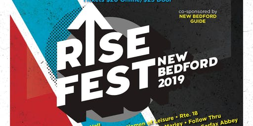 New Bedford RiseFest 2019