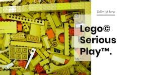 Taller Lego Serious Play Modelando servicios digitales...