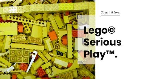 Taller Lego Serious Play Modelando servicios digitales en Cd. de México