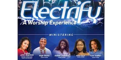 MELODY TABERNACLE Youth Worship Night