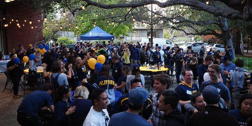 2019 Cal vs. Washington State Young Alumni Tailgate