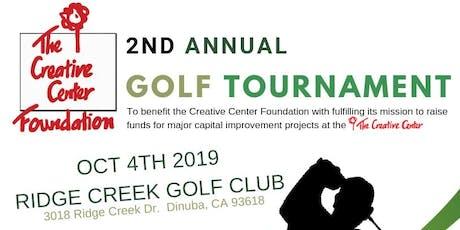 2nd Annual Golf Tournament  tickets