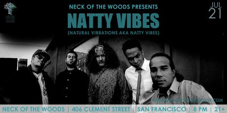 Natty Vibes tickets
