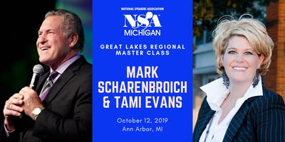 Great Lakes Regional Master Class  with Mark Scharenbroich & Tami Evans
