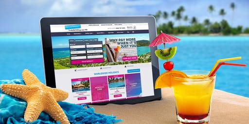 Work as a Home-Based Travel Agent