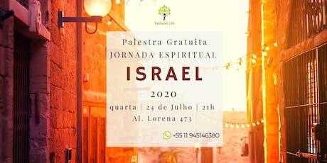 Jornada Espiritual | Palestra Gratuita ingressos