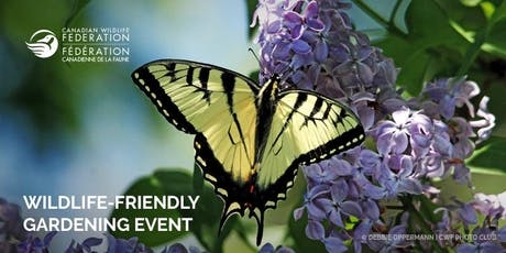 Wildlife-friendly Gardening Event tickets