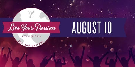 """Young Living  """"Live Your Passion Rally""""  August 10,2019 tickets"""