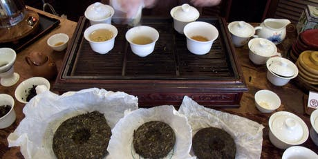 Pu-erh Tea Tasting tickets