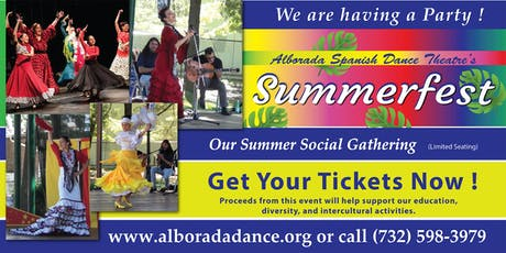 Alborada's Summerfest tickets