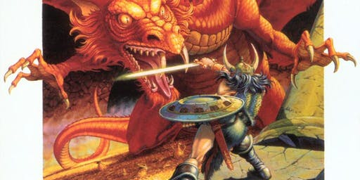 Dungeons & Dragons Adventurers League: Something from Saltmarsh TBD