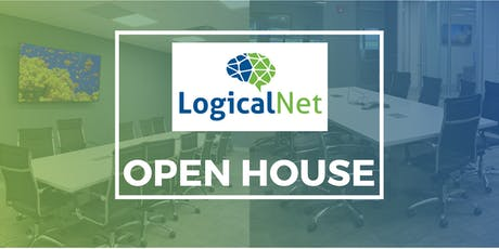 Logical Net Open House tickets