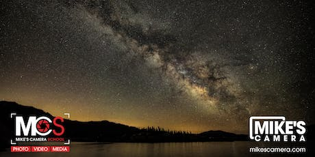 Astrophotography image processing class- Colorado Springs tickets