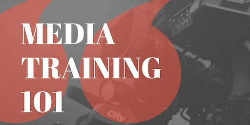 Media Training 101 - The Adams Agency x Storyteller Productions Collab