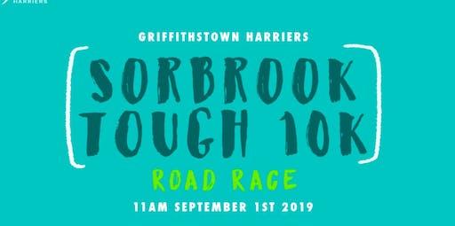 Sorbrook Tough 10k Road Race