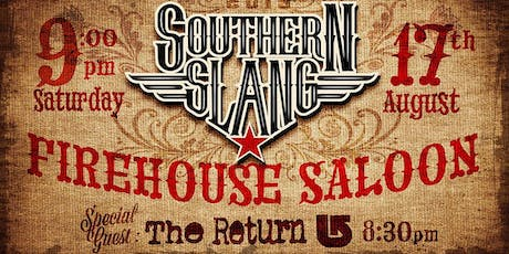 Southern Slang tickets
