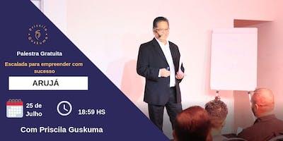 Palestra Gratuita Escalada para Empreender com Sucesso com Kazuo Hirakawa 25 De Julho