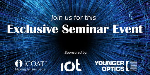 iCoat, IOT, Younger Optics Seminar Event