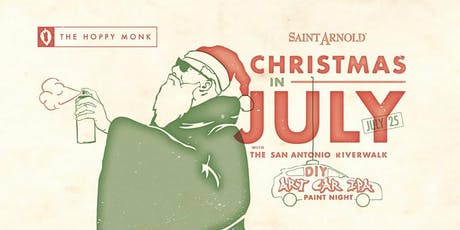 Christmas in July Party at The Hoppy Monk!  tickets