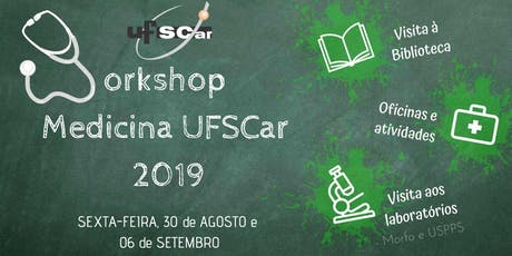 V Workshop Medicina UFSCar 2º Dia ingressos