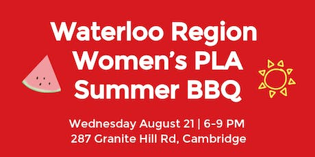WRWPLA Summer BBQ tickets