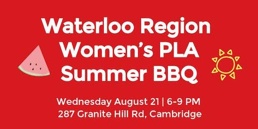 WRWPLA Summer BBQ