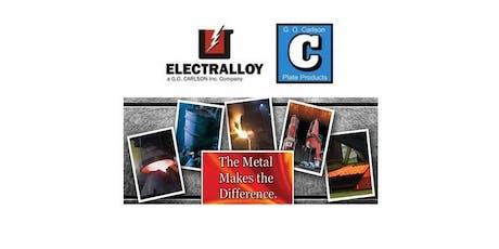 Electralloy/G.O. Carlson Plate Annual Appreciation Gala tickets