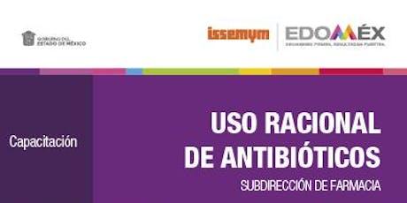 Uso Racional de Antibióticos boletos