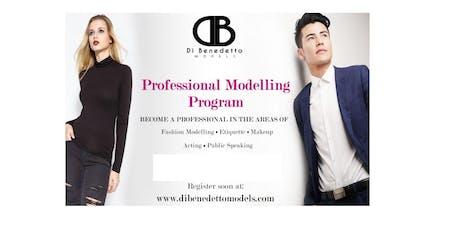 Professional Modelling Program tickets