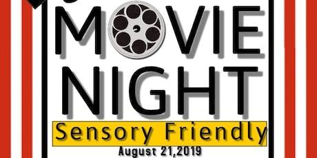 Sensory Friendly Movie Night tickets