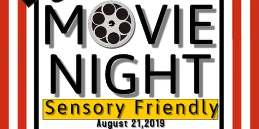 Sensory Friendly Movie Night