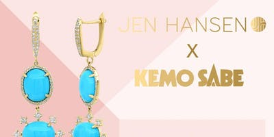 Jen Hansen Pop Up Shop at Kemo Sabe