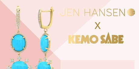 Jen Hansen Pop Up Shop at Kemo Sabe tickets