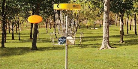 Disc Golf League tickets