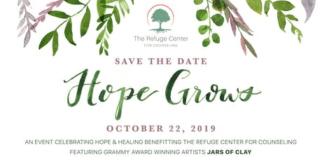 Hope Grows 2019 tickets