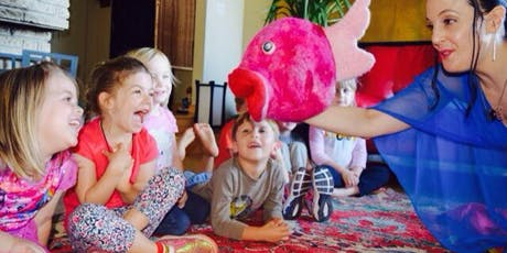 Puppet Show - Life of a Goldfish tickets