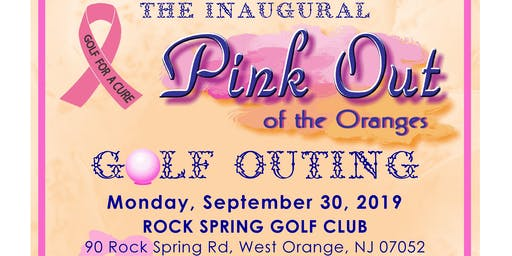 The Inaugural Pink Out Golf Outing